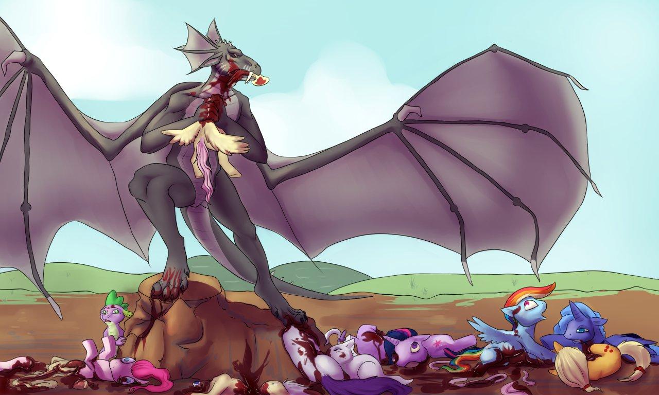 I need MLP gore Ah_1338170147151_dragon_kill_ponies